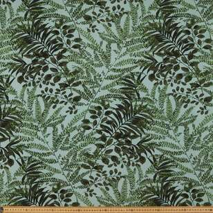 Fern Weatherproof Canvas