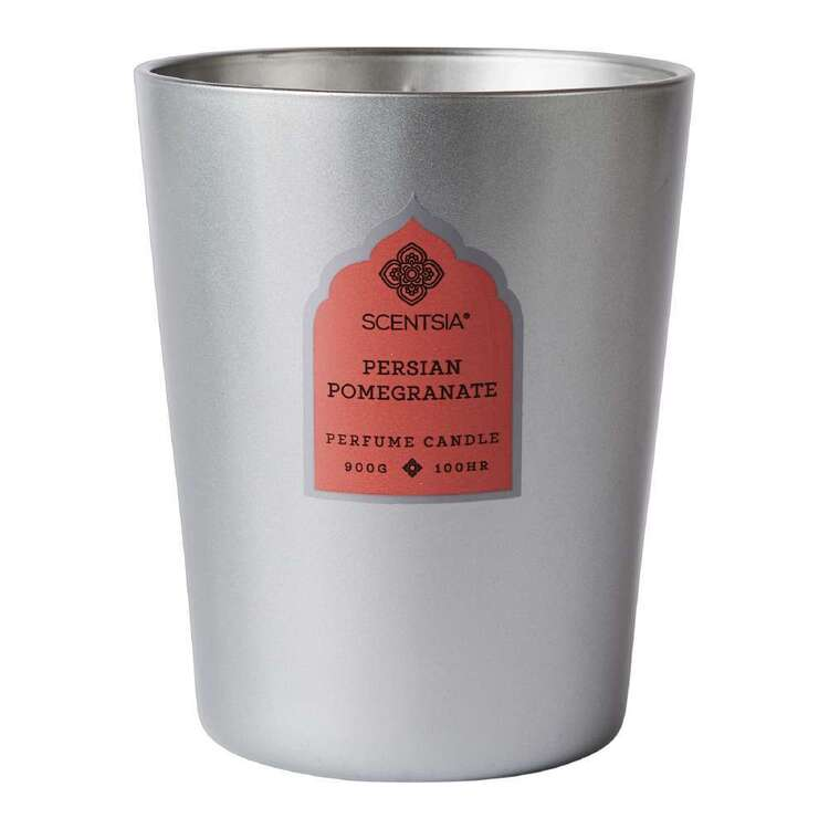 Scentsia Oasis Living Jumbo Persian Pomegranate Scented Candle