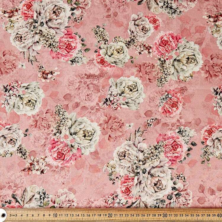 Big Bunches Digital Quilters Cotton