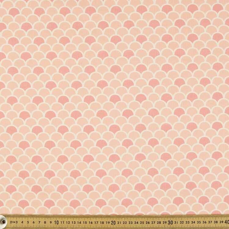 Scales Organic Cotton Fabric