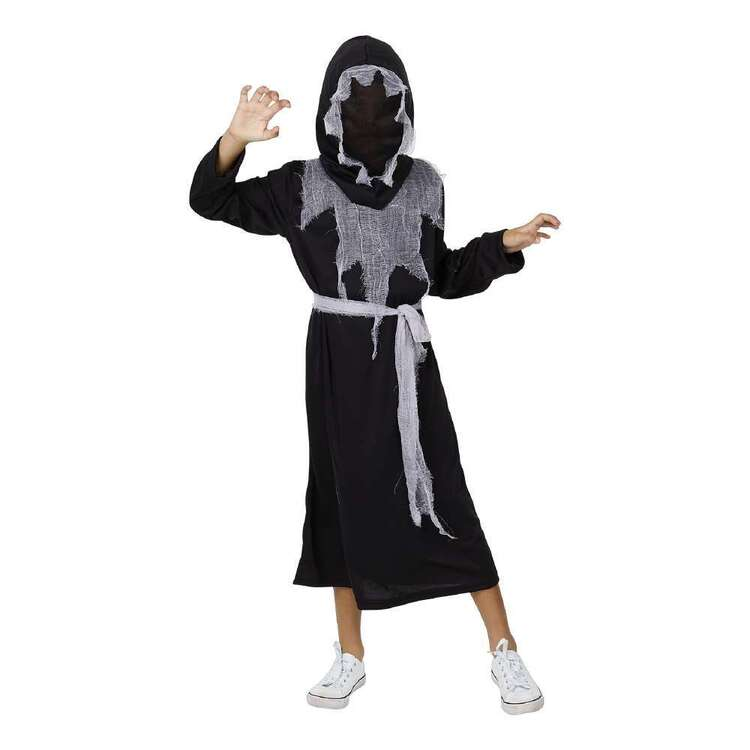 Spartys Black Doom Master Kids Costume