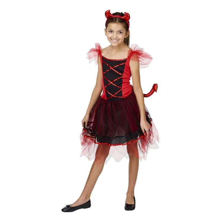 Spartys Devil Girl Costume