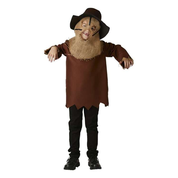 Spartys Scary Scarecrow Kids Costume