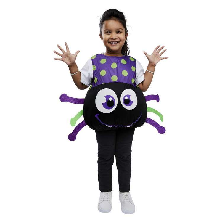 Spartys Spider Toddler Costume