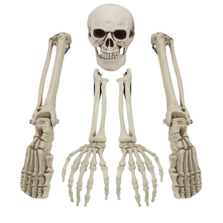 Spooky Hollow Buried Skeleton