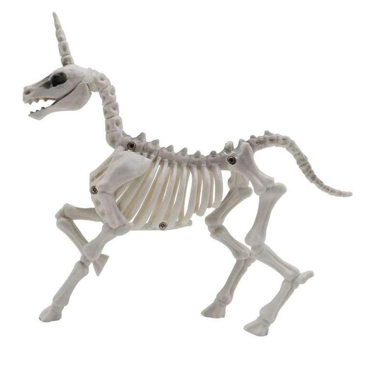 Spooky Hollow Unicorn Skeleton