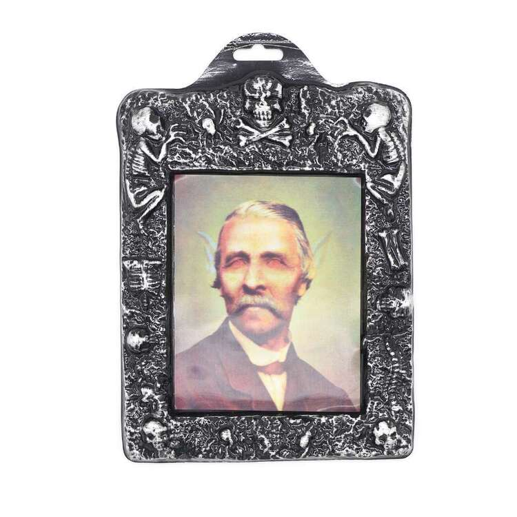 Spooky Hollow Changing Photo Frame # 1