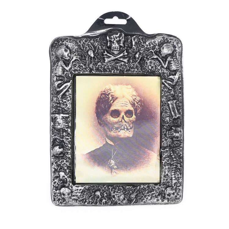 Spooky Hollow Changing Photo Frame # 2
