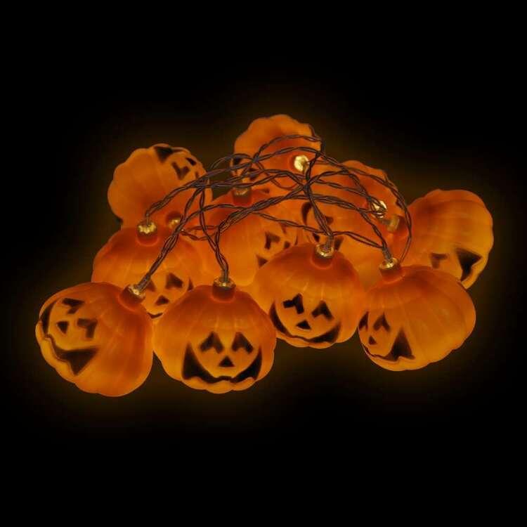 Spooky Hollow Pumpkin Lights
