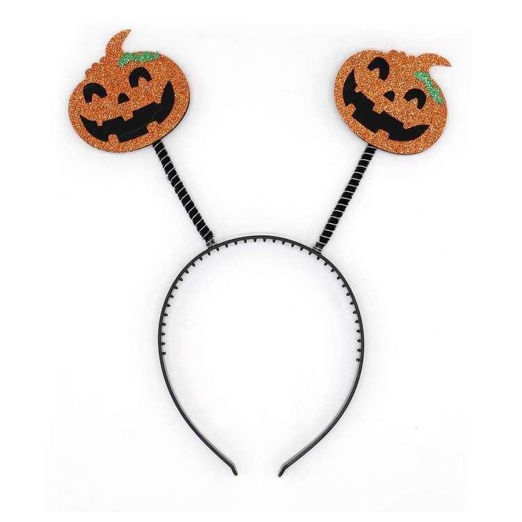 Spooky Hollow Pumpkin Headband