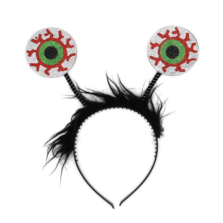 Spooky Hollow Eye Headband