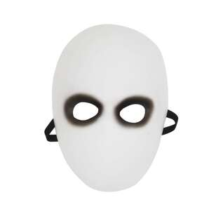 Spooky Hollow Faceless Mask