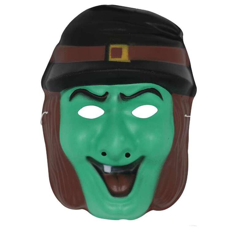 Spooky Hollow Witch Foam Mask