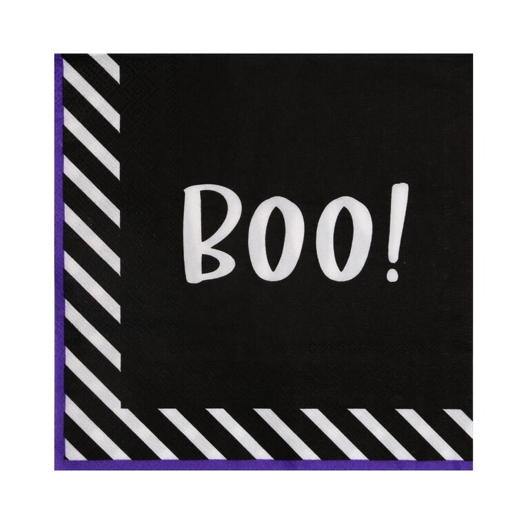 Spooky Hollow Napkins 16 Pack