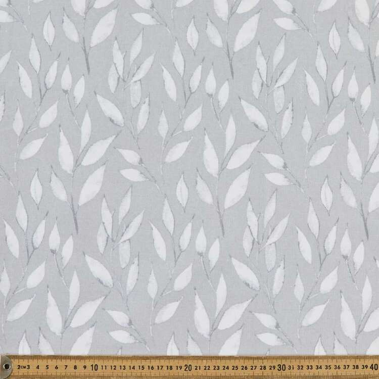 Vines Thermal Curtain Fabric