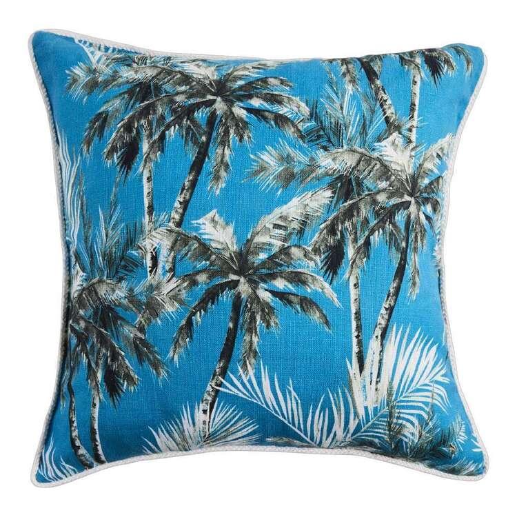 Koo Home Coco Printed Slub Cushion