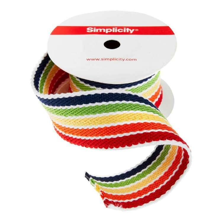 Simplicity Ribbon Cotton Belting