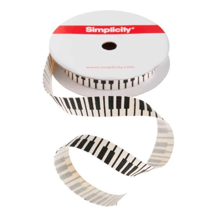 Simplicity Piano Trim