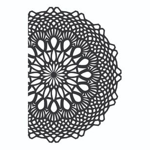 Kaisercraft Crochet Doily Embossing Folder