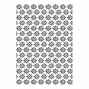 Kaisercraft Daisies Embossing Folder