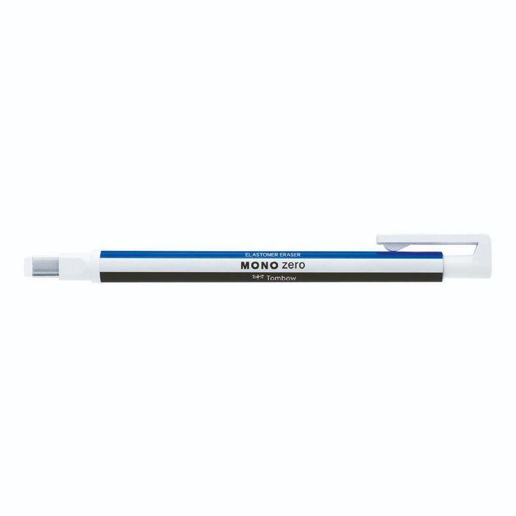Tombow Mono Zero Tricol Rectangular Eraser
