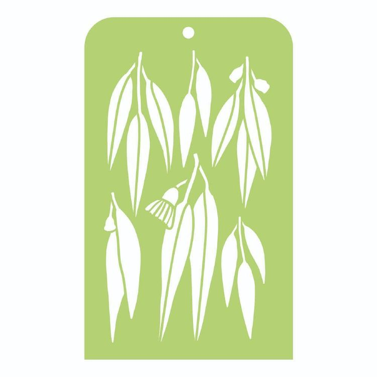 Kaisercraft Gum Leaf Mini Designer Template