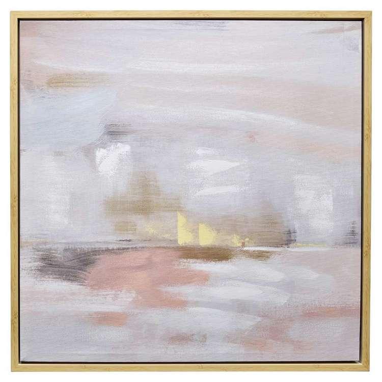 Emporium Estelle Framed Canvas Print