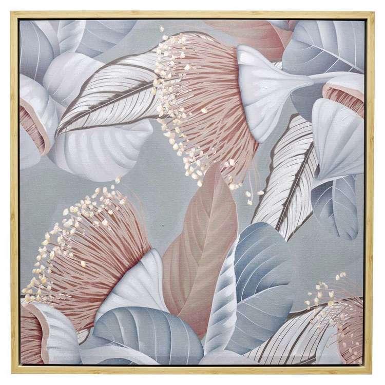 Emporium Olinda Framed Canvas Print