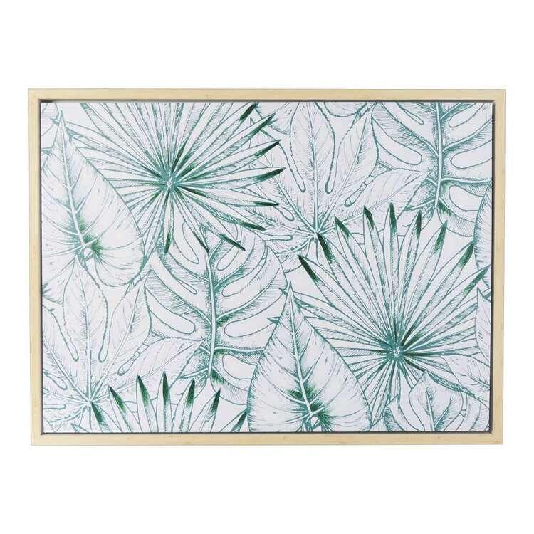 Emporium Tropicola Framed Canvas Print