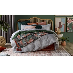 Luxury Living Luca Quilted Quilt Cover Set