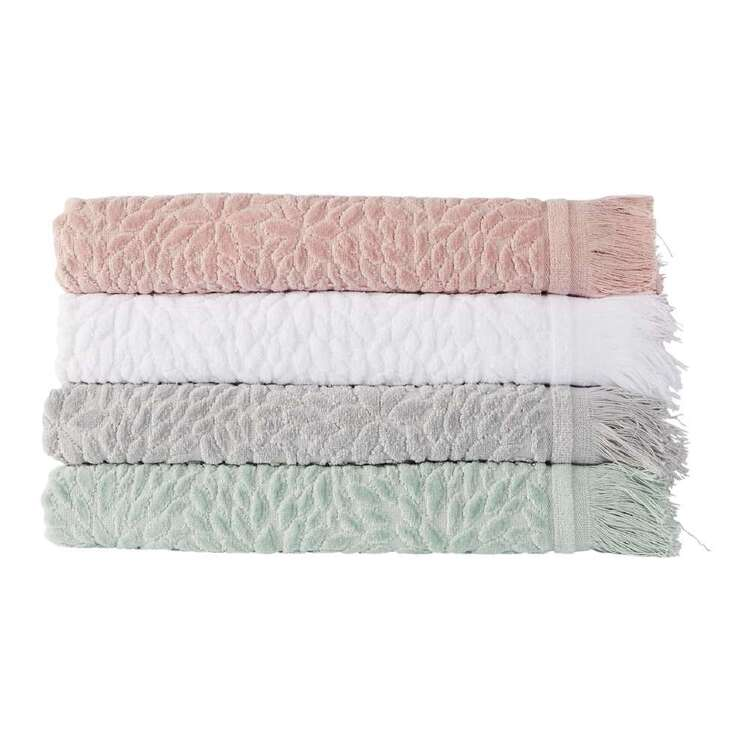 KOO Elite Chloe Jacquard Towel Collection