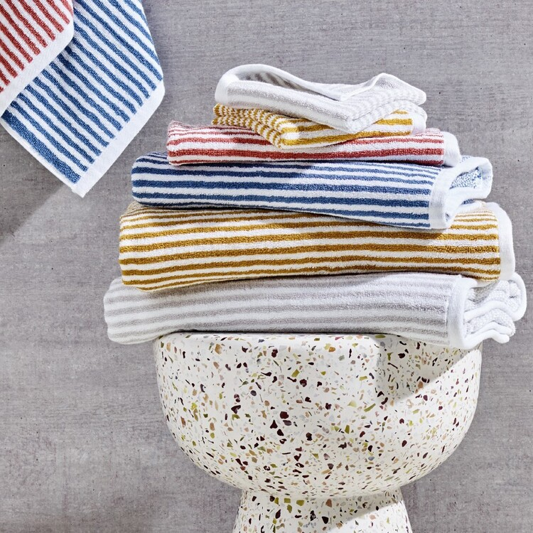 KOO Clyde Stripe Towel Collection