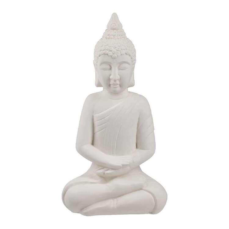 Oasis Living Cement Buddha