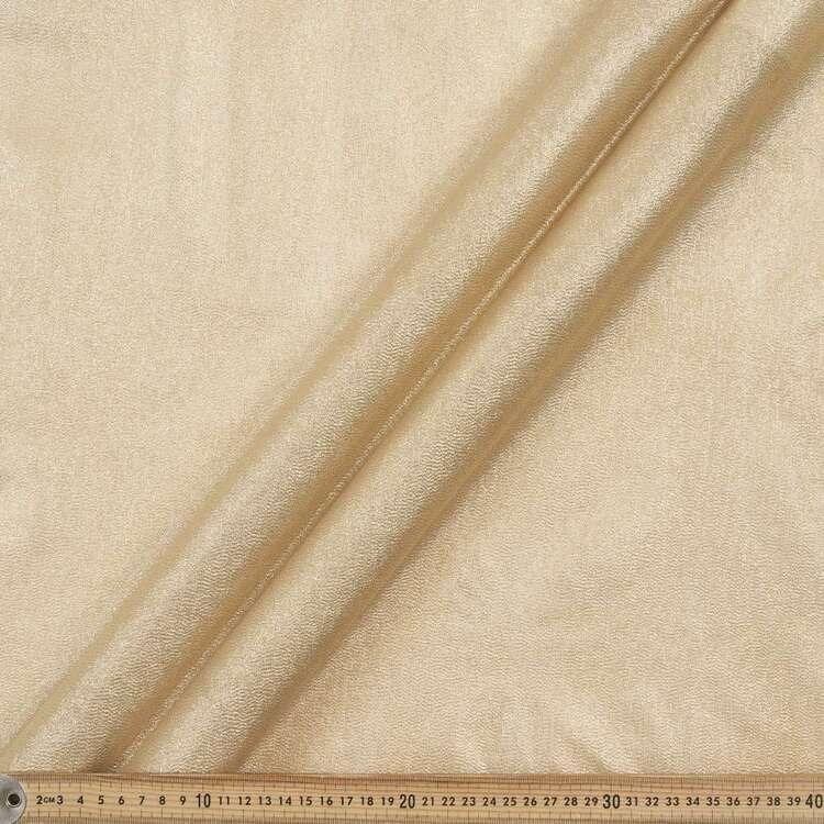 Party Play Plain Poly Lurex 110 cm Lame Fabric