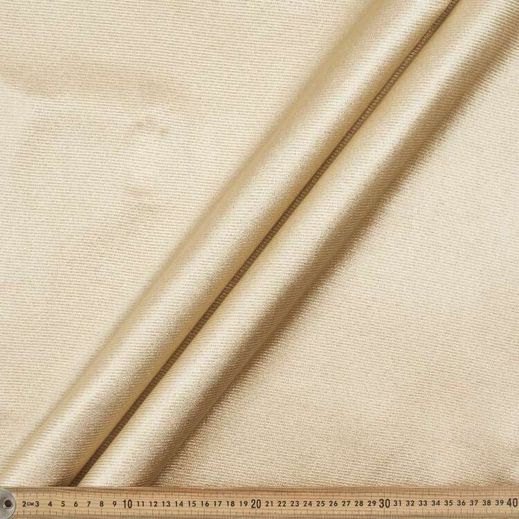 Party Play Thick Polyester Lurex Lame Fabric