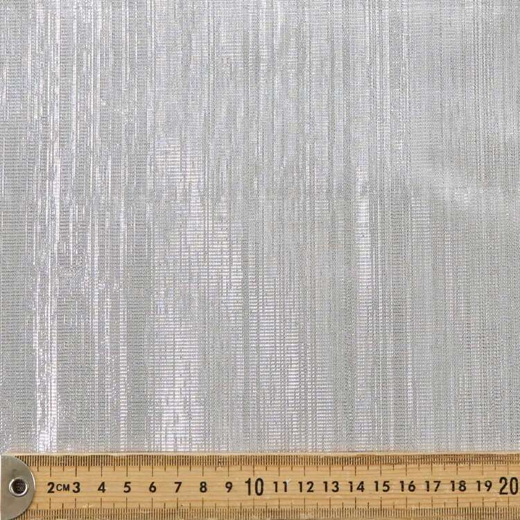 Party Play Smooth Polyester Lurex Lame Fabric
