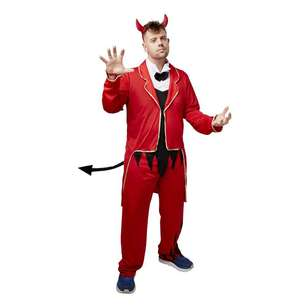 Spartys Devil Man Costume