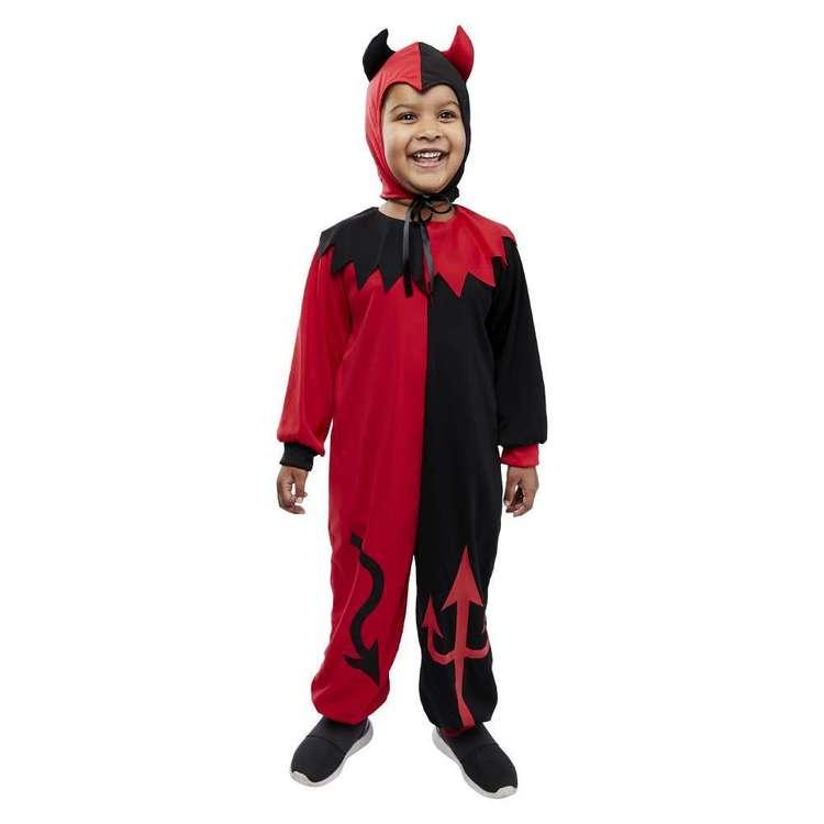Spartys Devil Toddler Costume