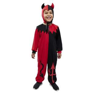 Spartys Devil Toddler Costume