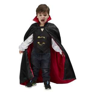 Spartys Vampire Devil Boy Costume