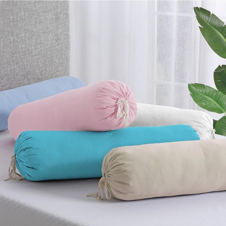 Fresh Cotton Bolster Pillowcase