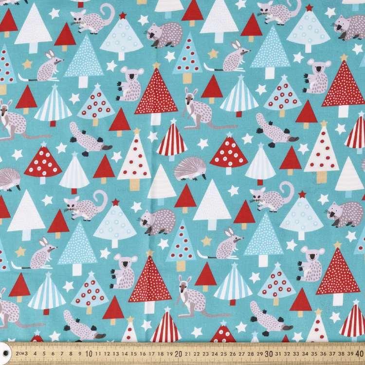 Jocelyn Proust Advent All Animals Cotton Fabric