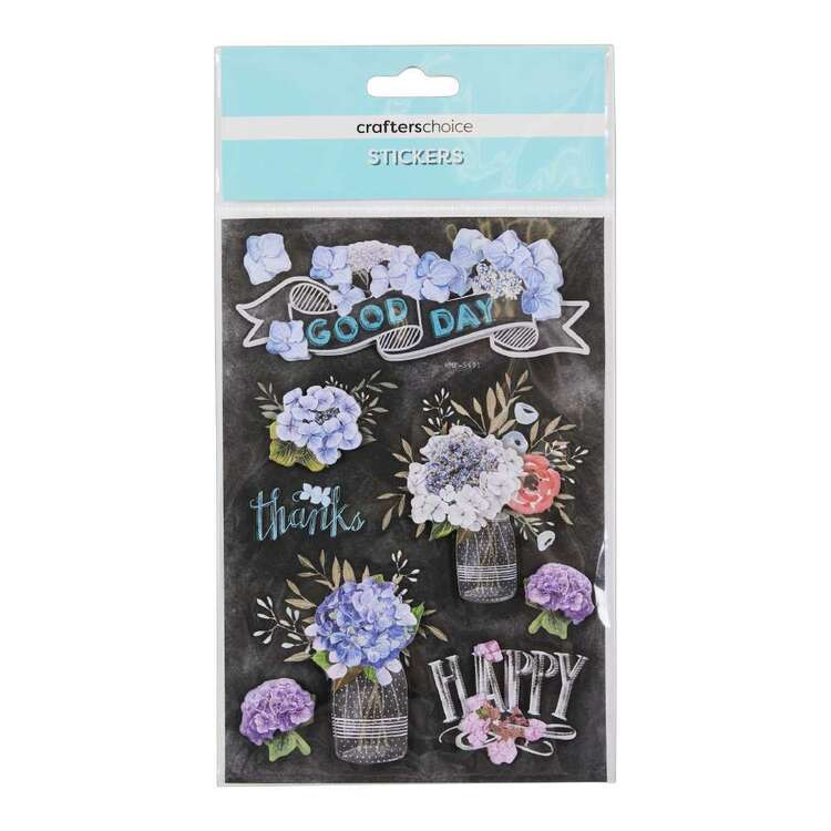 Crafters Choice Good Day Sticker