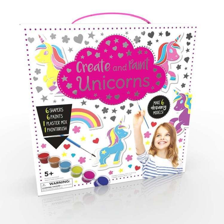 Bookoli Create and Paints Unicorns