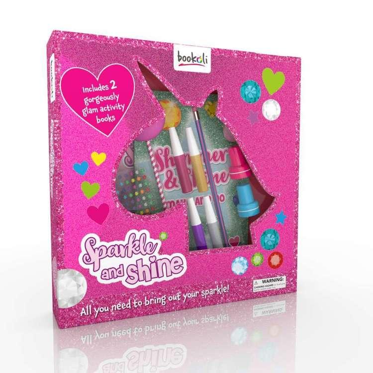 Bookoli Sparkle And Shine Activity Kit