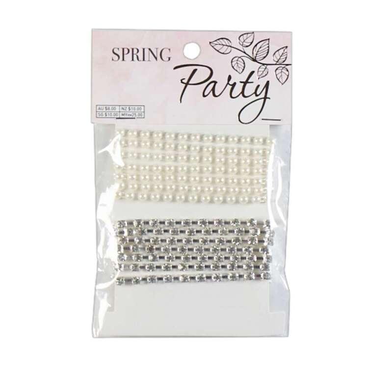 Ribtex Stringing Stones Spring Party Pack