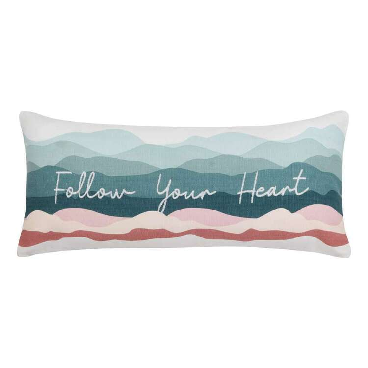 Bouclair Casbah Follow Your Heart Cushion