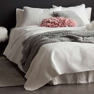 Bouclair Casbah Quilted Coverlet