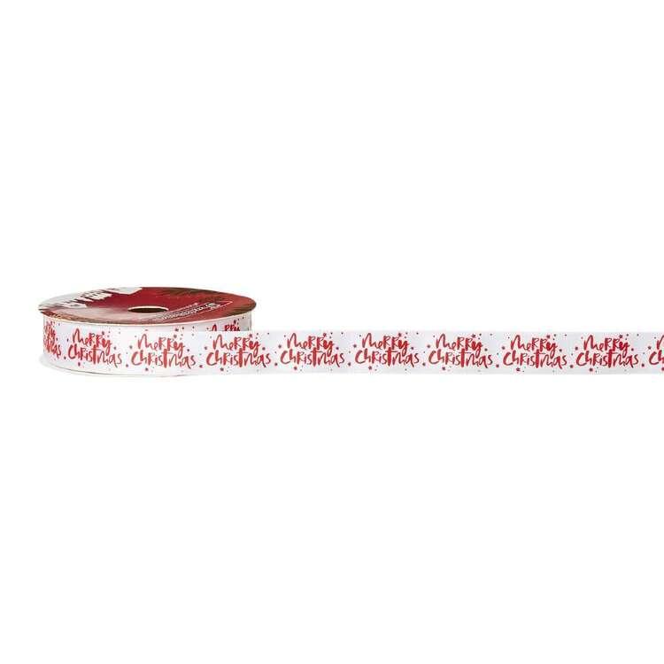 Traditional Christmas Ribbon # 2