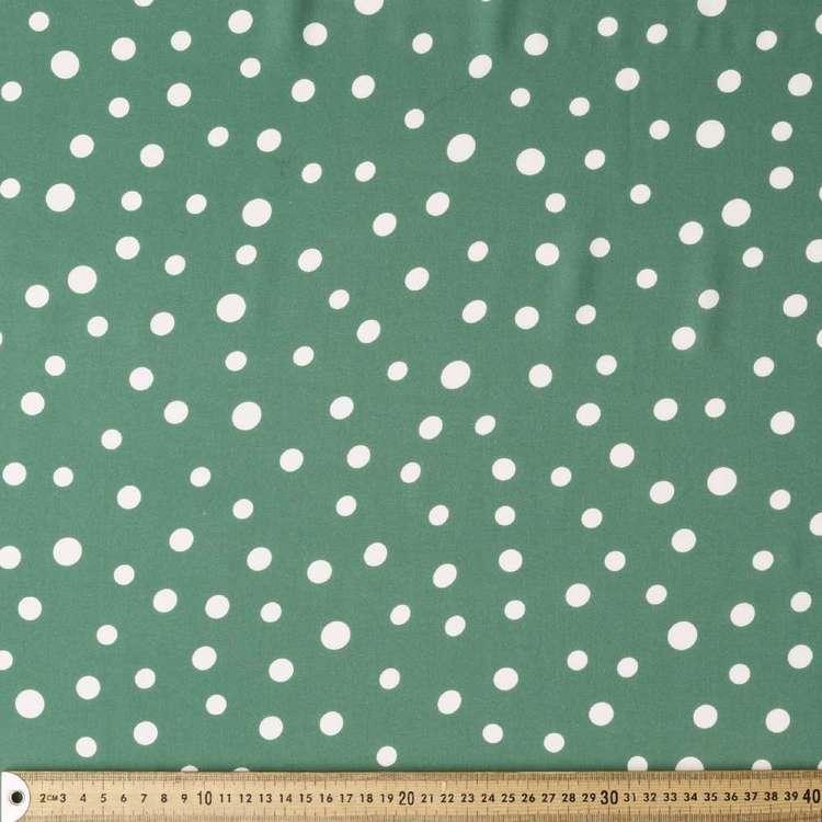 Odd Spot Printed 135 cm Rayon Fabric